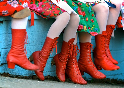 red boots 6/365