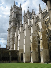 Cloister - Westminster Abbey