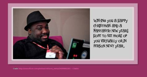 Ian Forresters Christmas eCard