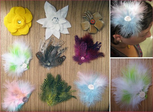 Hair accessories how-to
