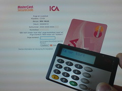 MasterCard SecureCode ICA Banken