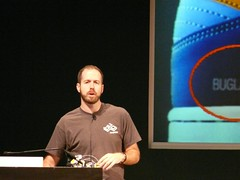 JT at gnomedex