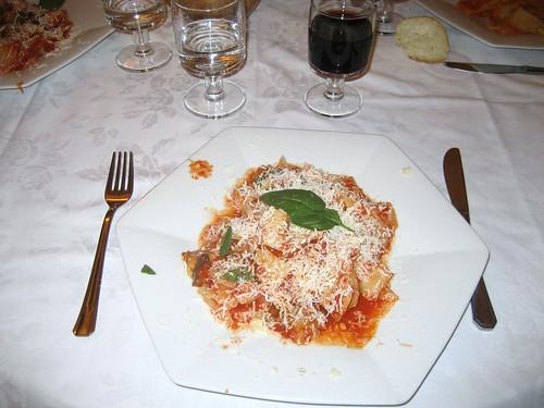 Handmade pasta in Piazza Armerina