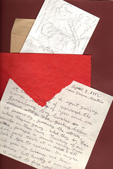 Letters from Russia page
