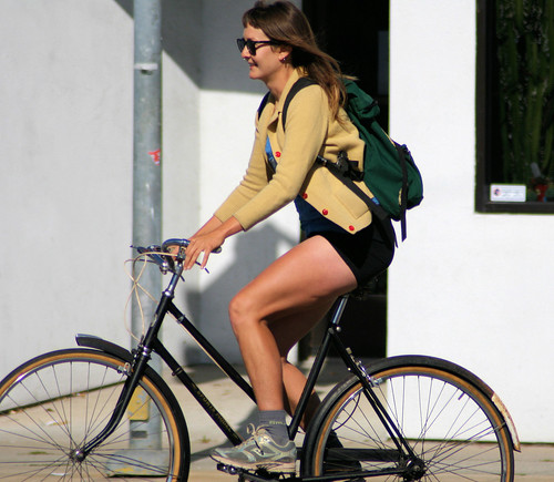 Santa Cruz Bike To Work Day