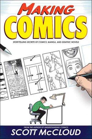 Making Comics by Scott McCloud