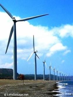 Bangui Windmills of Ilocos Norte
