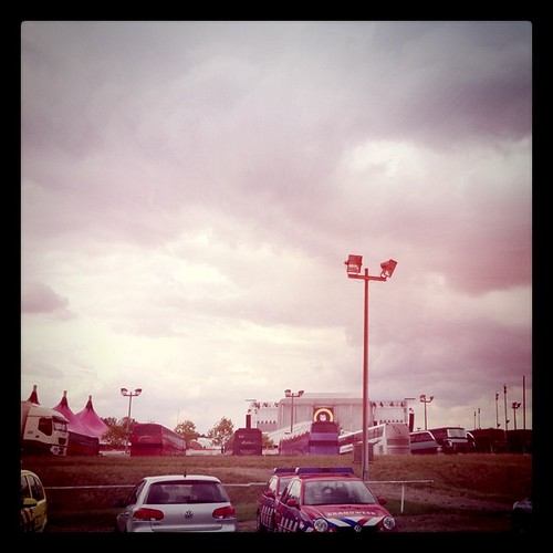 Dit was gisteren mijn uitzicht op #pp11…