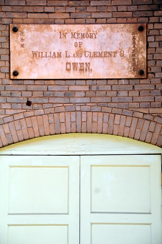 Owen Memorial Pavilion