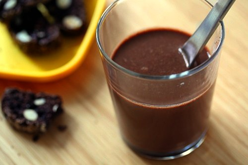 wittamer hot chocolate