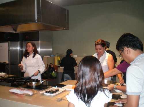 Heny Sison Cooking Class