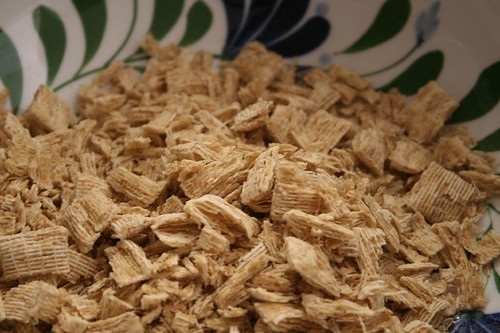 yummy shredded wheat