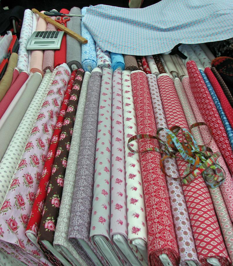 Fabric Market Love