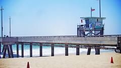 Venice Beach 的長提...... (by 張家振)
