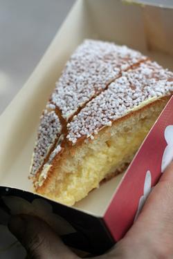 gâteau tropezienne
