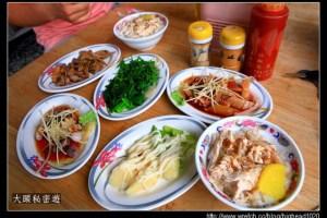 [嘉義]東區  簡單雞肉飯&古早味麵店