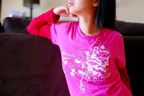 Pink b5media Girl