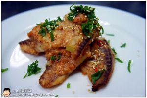 [西餐]魚類 酒釀味噌芝麻烤鮮魚
