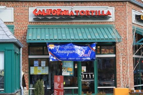 Nice Try California Tortilla