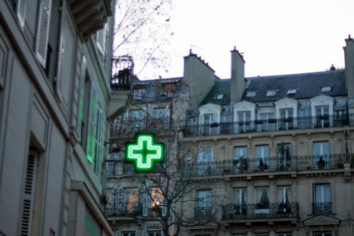 pharmacy in Paris