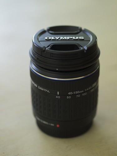 Olympus Zuiko 40-150mm f/4-5.6 Lens