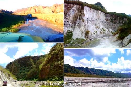 Pinatubo Trekking