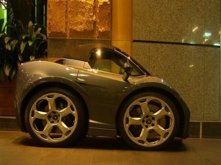 Mini Lamborghini Gallardo Spyder
