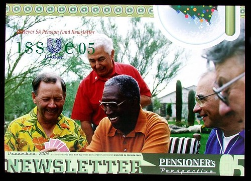 Unilever pension fund Newsletter