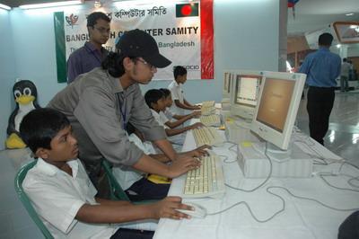 BCS Computer Show   Day 3