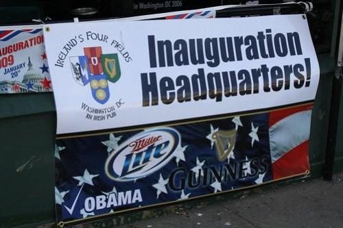 4 Ps Inauguration Headquarters