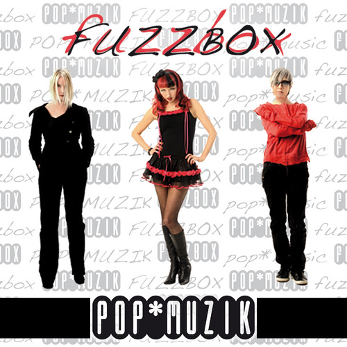 Fuzzbox Pop Muzik Cd front