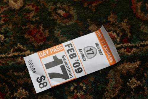 Highway 17 Express Day Pass