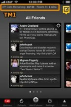 Tweetdeck for iPhone - TMI