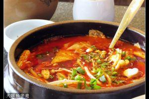 [嘉義]東區 西那不落韓式料理