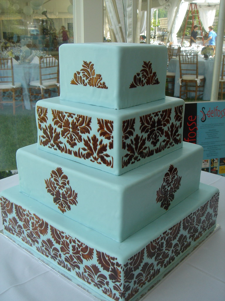 weddings wedding cakes pictures Albemarle Baking Co Cakes