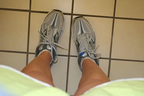 New Running Shoe Day