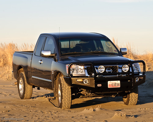 ARB Winch Bar for Nissan Titan