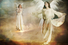 angels are here