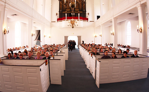 Front Chapel Wide