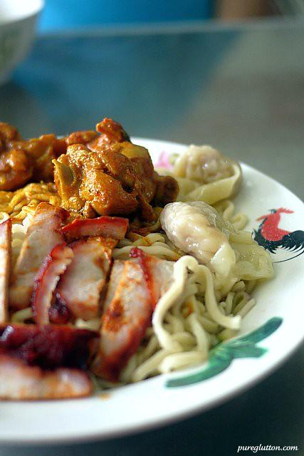 curry ndls