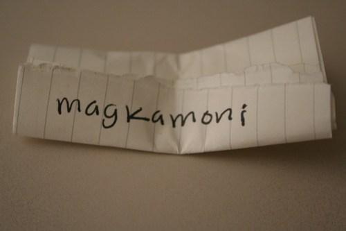 Magkamoni seeds