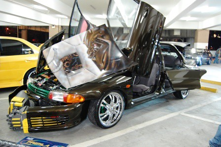 Mitsubishi Lancer by Full Throttle Auto Worxs Full View