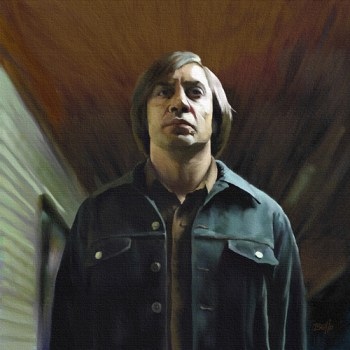 Anton Chigurh. Photo by Moisés Bello