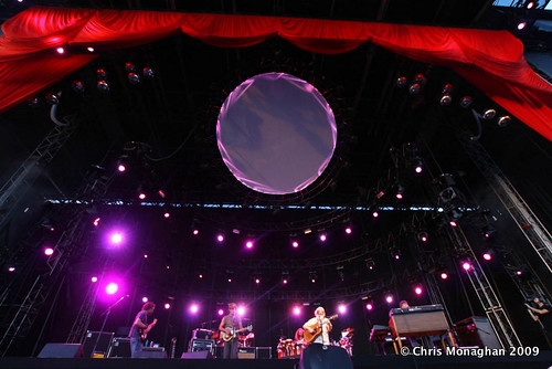String Cheese Incident @ Rothbury 2009
