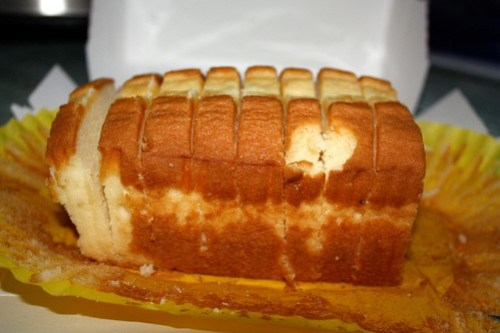 "pound cake ""white bread"""