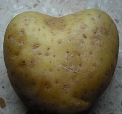 Herzkartoffel