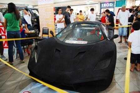 Auto Vision Fiberglass Custom Car