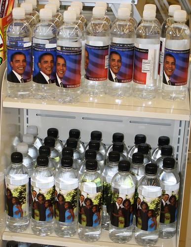 Obama Water