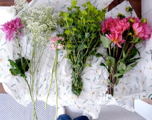 Flowers for 5-Euros