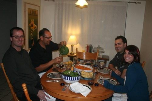 January Dinner